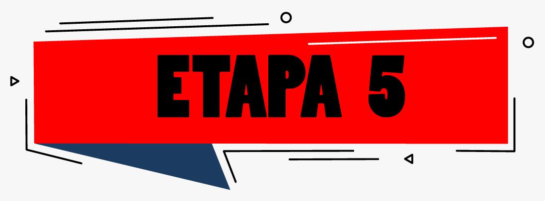 ETAPA 5 01